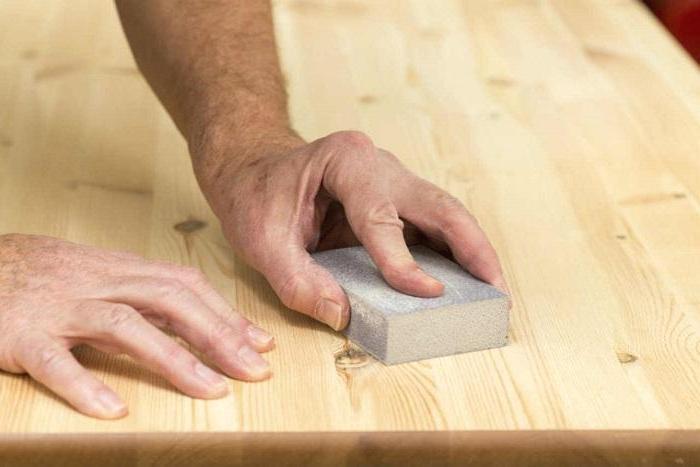 Consejos para lijar la madera
